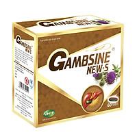 Thực phẩm chức năng Gambsine New S Vhop Pharma (60 viên)