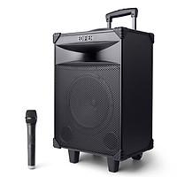 Edifier (DIFER) D3-8 8-inch professional square dance audio Bluetooth trolley speaker outdoor portable audio standard wireless microphone amplifier