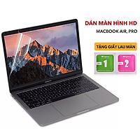 Miếng Dán màn hình HD dành cho Macbook Air 2020 M1, Pro 2020 M1 - Hàng Chính Hãng
