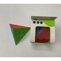 Rubik tam giác cao cấp tặng kèm đế