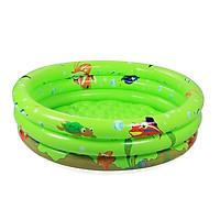 Bể bơi phao đại dương 3 tầng hình tròn ( Tặng 01 súng nước cho bé )