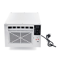 1100W Window Wall Box Refrigerated Cooler Heat Remote Control Air Conditioner