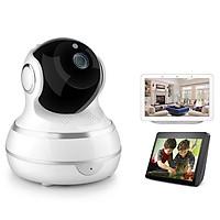 Thiết bị giám sát camera wifi F3 ( Ghi âm 2 chiều, tầm nhìn ban đêm, phát hiện bé khóc... )