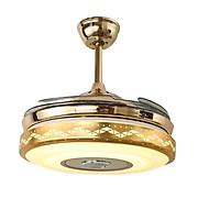 Quạt trần đèn chùm MS 91111