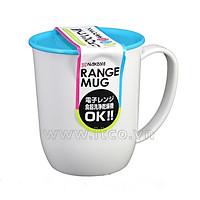 Cốc nhựa  Ranger Mug có nắp 300ml - Nội Địa Nhật