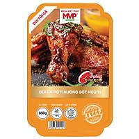 [Chỉ Giao HCM] - Đùi gà roti nướng sốt ngũ vị (đùi tỏi gà) MVP khay 350g