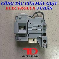 Công tắc cửa dành cho máy giặt Electrolux 3 chân inverter đuôi 43 44