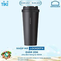 Bình Giữ Nhiệt Lock&Lock Energetic One-Touch Tumbler LHC3249 - 550ML