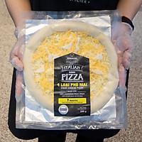 Pizza 4 loại phô mai 250g