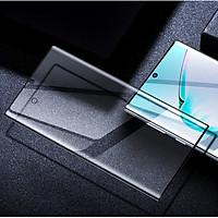 Bộ 2 miếng dán full màn hình Baseus Full Screen cho Samsung Note10 / Note10 Plus- Hàng chính hãng