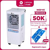 Quạt làm lạnh Không Khí Mishio MK266 80W 30L 34x33x78cm - Hàng chính hãng