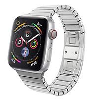 Dây đeo cho đồng hồ Apple Watch, Dây thép không gỉ LBracelet dành cho đồng hồ Apple Watch
