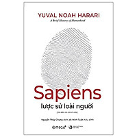 Sách - Sapiens Lược Sử Loài Người (Bìa Cứng)