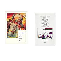 Combo 2 cuốn sách: Hoàng Lê Nhất Thống Chí + Sinh Hoạt Của Người Việt (Bìa Cứng)