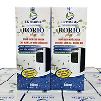 Dung dịch diệt khuẩn dành cho máy làm mát RORIO plus+