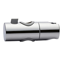 Adjustable Height Shower Head Holder For Slide Bar Rail Head Bracket Holder Handheld Showerhead Holder 360 Degree