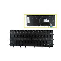 Bàn phím thay thế dành cho laptop Dell XPS 15 9560 có đèn nền