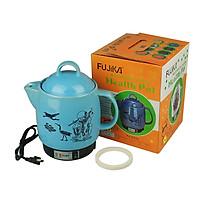 Siêu sắc thuốc điện tự động ngắt Fujika K8 dung tích 3Lit, công suât 450W-Hàng chính hãng