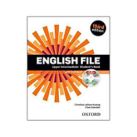 English File Upper-intermediate: Student's Book With iTutor