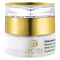 Kem dưỡng trắng da mặt Lavenza Pink White Facial Treatment Natural (30g)