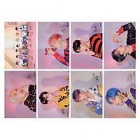 Poster BTS A3 2019 Map Of The Soul: Persona 8T Chữ Ký