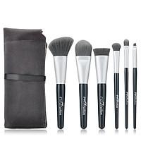 Bộ Cọ Cá Nhân Cao Cấp 6 Cây MSQ Cinderella 6pcs Makeup Brush Set