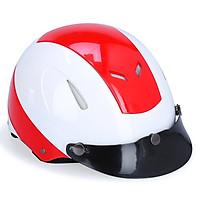 Mũ Bảo Hiểm Nửa Đầu  Protec - Disco Phối Màu