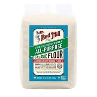 Bột mỳ đa dụng không tẩy Bob's Red Mill white unbleached all-purpose flour