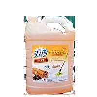Nước Lau Sàn Nhà (3,8 Lít) Tinh Dầu Quế Diệt Khuẩn - Chống Muỗi An Toàn Cho Bé FILY