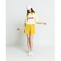 J-P Fashion - Quần short lưng cao 15004297