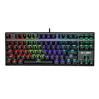 Bàn Phím Cơ Gaming EDRA EK3087v2 New 2021 - LED Rainbow - Hàng Chính Hãng