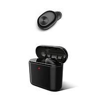 Tai nghe Bluetooth nhét tai không dây BL1 có Dock sạc 700mAh - Hàng Nhập Khẩu