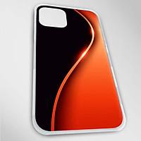 Ốp lưng dành cho iPhone 12, 12 Pro, 12 Pro Max, Mini mẫu Đường cong chữ S