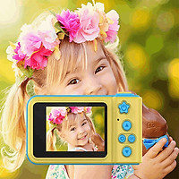 Máy ảnh mini siêu dễ thương dành cho các bé nhà mình