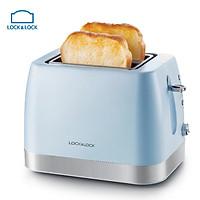Máy Nướng Bánh Mì Lock& Lock EJB221BLU (730 - 870 W) - Hàng chính hãng