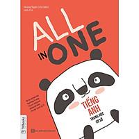 All In One - Tiếng Anh Trung Học Cơ Sở  (Tặng kèm Kho Audio Books)