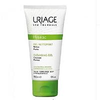 Gel rửa mặt cho da nhờn mụn, hỗn hợp Uriage Hyseac Gel Nettoyant Cleansing Gel 150ml