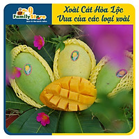 Xoài Cát Hòa Lộc - Mango Queen - 1KG