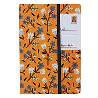 Sổ Tay Floral Ruled 1507b