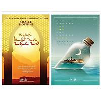 Combo 2 cuốn sách văn học hay : Ngàn Mặt Trời Rực Rỡ +  Kia Khoảng Trời Sao, Đây Khoảng Biển (Tặng kèm Bookmark thiết kế AHA)