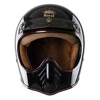 Mũ Bảo Hiểm Fullface Royal H1 King Classic