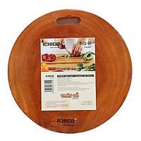 Thớt gỗ tròn Ichigo IG-7011 (28 x 2,8 cm)