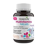 Viên Uống Bổ Sung Vitamin Tổng Hợp Cho Trẻ Em Hỗ Trợ Hệ Miễn Dịch, Thúc Đẩy Tăng Trưởng