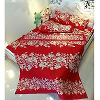 Chăn Cotton Poly CP59 trần 2 mặt màu sắc độc đáo cho phòng ngủ hiện đại hàng đẹp chất lượng