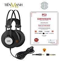 [Chính Hãng Mỹ] Tai Nghe Kiểm Âm AKG K72 Over-Ear Studio Monitor Headphones Professional - Kèm Móng Gẩy DreamMaker