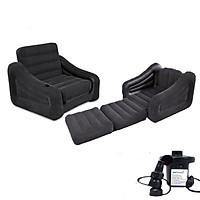 Ghế giường hơi đa năng INTEX đơn 68565 - Kèm bơm điện