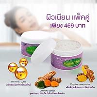 """KEM TẨY TẾ BÀO CHẾT CHO MẶT & BODY (Skin Scrub Cream """"Nian"""") 80g"""