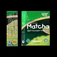 Matcha Nguyên Chất Onelife - Bột Trà Xanh Nhật Bản (Hộp 50gr)