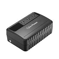 Bộ lưu điện UPS CyberPower BU600E chuẩn ổ cắm AS - 600VA/360W - Hàng chính hãng