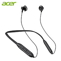 Acer Neckband Headset BT5.0 Wireless Semi-in-ear Earphones with Noise Reduction/8mm Speaker/Dynamic Driver/Ergonomic